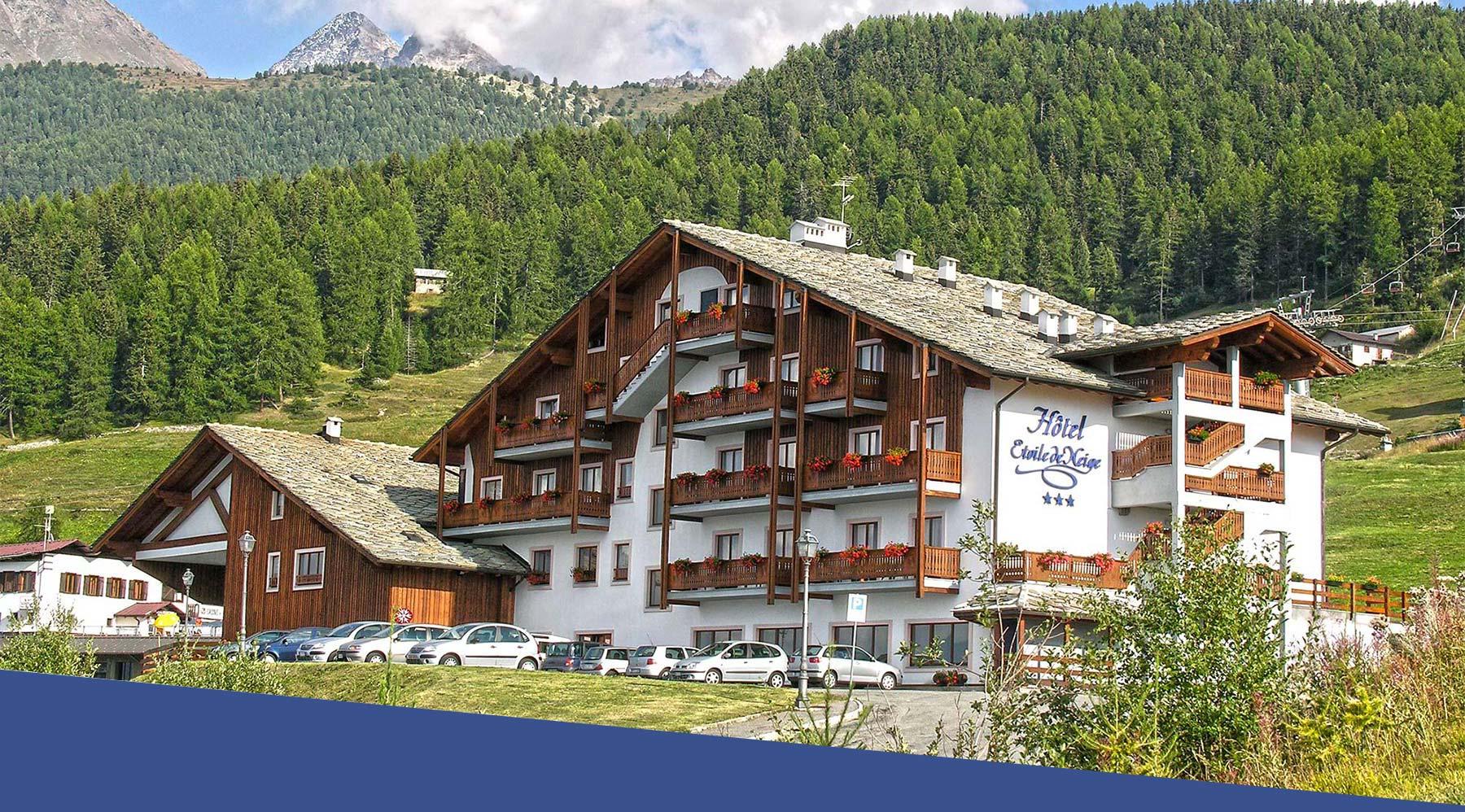 Hotel pila albergo pila valle d 39 aosta etoile de neige for Design hotel valle d aosta